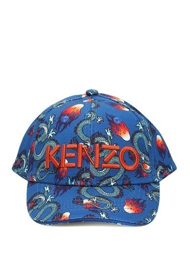 Kenzo Şapka Mavi